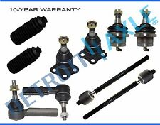Brand New 10pc Complete Front Suspension Kit for Dodge Durango & Dakota 4x4 4WD