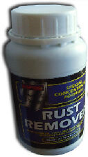 250ml Concentrated Non Harmful Metal Bike Bicycle Van Car Rust Remover DOES 2.5L