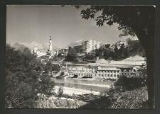 AD8854 Belluno - Città - Scorcio panoramico invernale