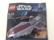 Lego 30053 Star Wars Republic Attack Cruiser Polybag NEW