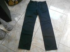 H7586 Joker Trousers W33 L36 Black Very good