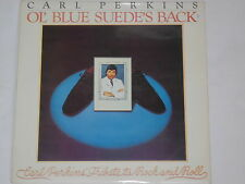 CARL PERKINS -Ol' Blue Suede's Back- LP