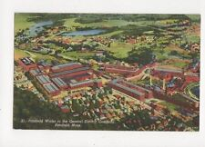 Pittsfield Works General Electric Company Mass Vintage Postcard USA 337a