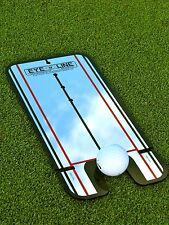 EyeLine Golf Putting Alignment Mirror, New, Free Shipping