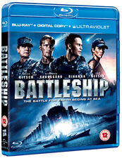 BATTLESHIP - BLU-RAY - REGION B UK