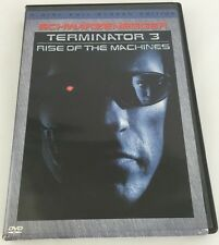 Terminator 3 Rise of the Machines 2 DISC Full Screen Edition DVD Movie