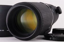MINT NIKON AF MICRO NIKKOR ED 200mm f/4 D IF from japan #241