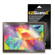 2X EZguardz LCD Screen Protector Skin Cover HD 2X For Samsung Galaxy Tab S 10.5""