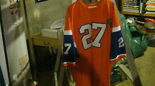 Denver Broncos #27  M & N  Throwback Jersey