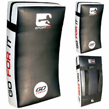 Sporteq Martial Arts Large Curved Training Kick,Strike Shield,Punch Pad, UK