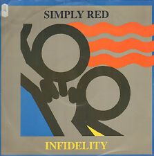 SIMPLY RED - Infidelity - WEA