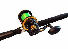 PENN SQUALL 30 LD Prelined Rod and Reel Combo
