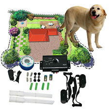 Pet Protect Underground Electric Fence Dog Fencing Shock Collar Pets Safe System