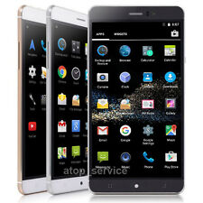 "6"" Unlocked 4Core/2Sim Smartphone Android 5.1 QHD IPS GPS 3G/GSM Cell Phone AT&T"