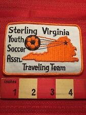 Sterling Virginia Youth Soccer Assn. Patch ~ Traveling Team 66WB