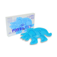 Fred & Friends FOSSILICED Ice Tray Mold Triceratops Cool Science Dinosaur Gift