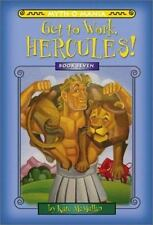 Myth-o-Mania: Get to Work, Hercules! Vol. 7 by Kate McMullan (2003,...