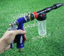Multifunctional Foamaster II Snow Foam Car Wash Spray Gun Lance Uses Hose Pipe