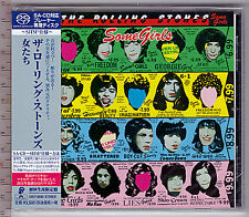 Rolling Stones , Some Girls   ( SHM_SACD_ jewel case )