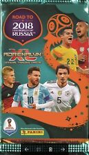 Road to 2018 FIFA World Cup Russia Adrenalyn XL  packets 6 cards per pack