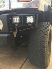 HUMMER H2 CUSTOM L.E.D. LIGHT BRACKETS PLUG AND PLAY KIT USA MADE