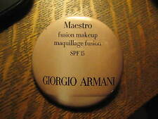 Giorgio Armani Designer Maestro Fusion Makeup Make Up Pocket Lipstick Mirror