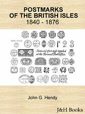 POSTMARKS of the BRITISH ISLES 1840-1876 GB Stamps - CD