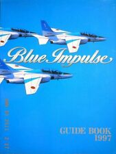 Buch Blue Impulse Guide Book 1997, Japan Air Self Defence Force Aerobatic Team