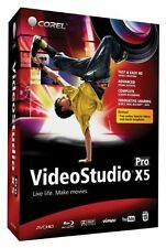 VideoStudio Pro X5 for  Windows Vista / 7 / XP