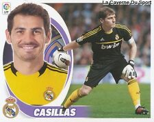 01 CASILLAS ESPANA REAL MADRID FC.PORTO STICKER CROMO LIGA 2013 PANINI