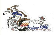 FOULGER FORD DRAG RACING Sticker Decal