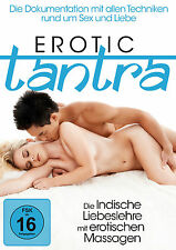 DVD Erotic Tantra - Die Indian Love teaching and Massage