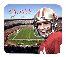 Item#2334 Joe Montana San Francisco 49ers Facsimile Autographed Mouse Pad
