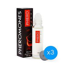 Pheromone - 3 Phiero Night Man: Pheromone perfume for men
