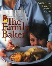 The Family Baker by Susan Purdy (1999, Hardcover)