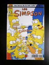 Les simpsons Comics Bongo Dino 1994 revue française