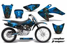 AMR Racing Honda Graphic Kit Bike Decal CRF 70 Decal MX Parts 2004-2013 ZOMBIE