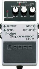 New! Boss NS-2 Noise Suppressor Gate Electric Guitar Effects Pedal