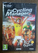 Pro Cycling Manager Season 2011: le Tour de France (PC DVD-ROM) UK IMPORT