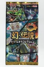 Pokemon CP5 Mythical legendario sueño Brillo Booster Pack japonés primera edición XY romper
