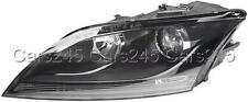 HELLA AUDI TT 8J Roadster Cabrio 06-10 Halogen DRL LED Black Headlight Lamp LEFT