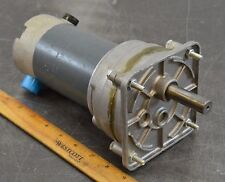 PATERSON GS3506 GEARMOTOR ELECTRIC MOTOR 24 VOLTS DC 68 RPM 25 IN/LB