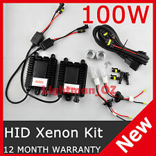 100W HID Xenon Kit 6000K for LIGHTFORCE 240 Blitz 170 Striker Driving spotLight