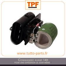 APPAREIL DE COMMANDE CHAUFFAGE VENTILATION 55703589 - GA15521 - 35.10023