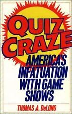 Quiz Craze: America's Infatuation with Game Shows-ExLibrary