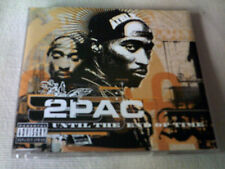 2PAC - UNTIL THE END OF TIME - UK CD SINGLE