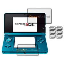6X New Clear LCD Screen Shield Guard Protector for Nintendo 3DS