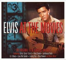 ELVIS PRESLEY - ELVIS AT THE MOVIES (NEW SEALED 3CD)