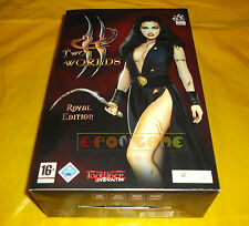 TWO WORLDS 1 ROYAL EDITION  XBOX 360 Versione Italiana ○ NUOVO