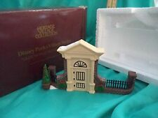 Department 56 - Disney Parks Village - Olde World Antiques Gate Original Box